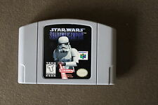 Star Wars Shadow of the Empire    Nintendo NES 64 Game 4