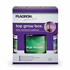 Plagron Top Grow Box 100% Bio kit fertilizzanti biologico coltivazione indoor