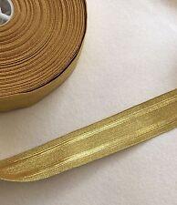 """Gold Naval Lace, 1.25"""", 3cm, Army, Braid, Military, Uniform, Fancy, Braid, Navy"""