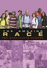 Amazing Race: Season 19 (DVD, 2015, 3-Disc Set)