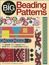 Kalmbach Publishing Books-the Big Book Of Beading Patterns by