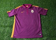 GALATASARAY TURKEY 2014/2015 FOOTBALL SHIRT JERSEY THIRD NIKE ORIGINAL YOUNG XL