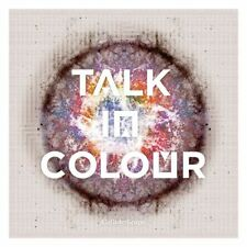 Talk In Colour - Colliderscope (CD 2012) NEW & SEALED