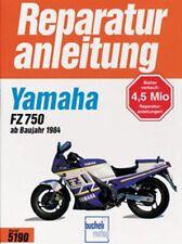WERKSTATTHANDBUCH REPARATURANLEITUNG 5190 YAMAHA FZ 750