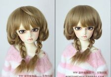 MFT WIG for bjd super dollfie SD MSD 1/3 1/4 doll use lihua braid