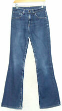 "LEVI STRAUSS & CO DENIM JEANS TROUSERS W 28"" L 34"" BLUE"