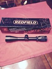 NEW Redfield Revenge 3-9x42mm 4 Plex Reticle Rifle Scope-115208