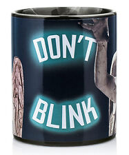 Doctor Who Heat Reveal Weeping Angel 12OZ Mug