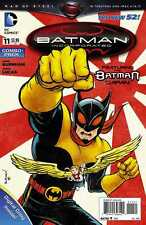 DC NEW 52! BATMAN INCORPORATED #11 SEALED COMBO PACK WITH DIGITAL DOWNLOAD