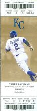 2014 Royals vs Rays Ticket: Alex Gordon HR & 4 RBIs/Desmond Jennings HR