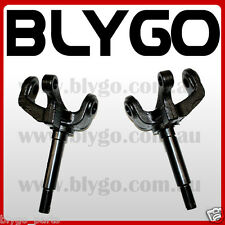 Pair Front Wheel LEFT RIGHT Stub Axle 110cc 125cc Quad Dirt Bike ATV Dune Buggy