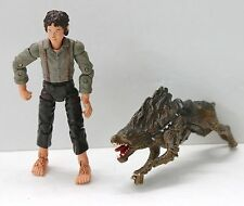 2008 NLP MARVEL FRODO AND WARG ACTION FIGURES