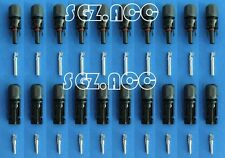 New 10 Pairs of MC4 Male/Female Solar Panel Cable Connectors US STOCK