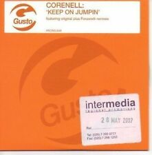 (AH103) Corenell, Keep On Jumpin' - DJ CD
