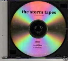 (169M) The Storm Tapes, Mercury - DJ CD