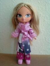 Girlz Girl Bratz Kidz Kid 7 in Winter Vacation Cloe Doll Original Clothes Shoes