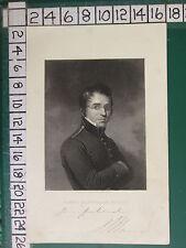 c1830 PRINT ~ JAMES GLENCAIRN BURNS