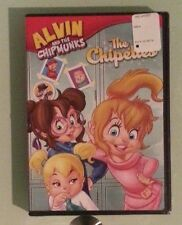 alvin and the chipmunks  THE CHIPETTES  DVD NEW factory sealed