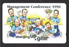 GPT 1996 GPT019 £1 GPT Payphones Managment Conference RARE 10 Issued.