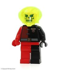 LEGO Alpha Team MiniFigure: Mission Deep Sea - Ogel Minion Commander (w/ Emblem)