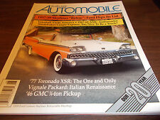 Collectible Automobile MagazineJune 2003/1957-59 Skyliner/1967-68 Ambassador