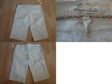 Youth Girls Aeropostale NWT 9/10 Capris White Pants MSRP $39.50