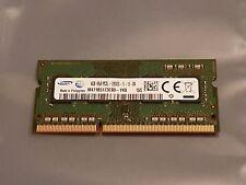 SAMSUNG 4GB 1Rx8 PC3L-12800S-11-13-B4 LAPTOP MEMORY RAM (M471B5173EB0) FAST SHIP