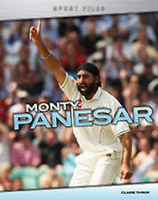 Monty Panesar (Sport Files),Claire Throp,New Book mon0000055785