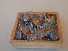 **Vintage retro rare refrigerator magnet DRINKS calamita frigo rara collezione**