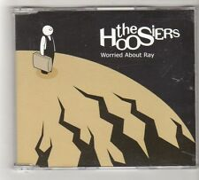 (FZ841) The Hoosiers, Worried About Ray - 2007 DJ CD