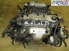 1994-1997 HONDA ACCORD 2.2L SOHC 4-CYL VTEC JDM F22B ENGINE ONLY