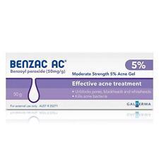 Benzac AC Gel 5% 50g Acne Gel Treatment