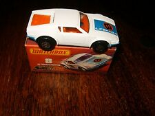 Matchbox Superfast. No.8. De Tomaso Pantera. Very Fine Original Box. 1975. U.K.*