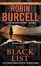 The Black List by Robin Burcell (2012, Paperback)
