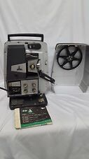 Vintage Tower Automatic Super 8 Projector with Manual Model 584-928020