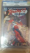 from Batman Comic harley quinn #1 from 2000 CGC 9.6 nm collector's grade bea