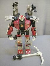"""Transformers Generations """"SKULLGRIN"""" 100% complete C9 shape Classics 2010"""