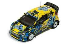 Ixo 1:43 Ford Fiesta RS WRC #23 Andersson-Axelsson Finland 2013 RAM552 Brand new