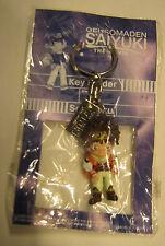 Gensoumaden Saiyuki portachiavi Son Goku - Keyring w/mini-figure - Minekura RARE