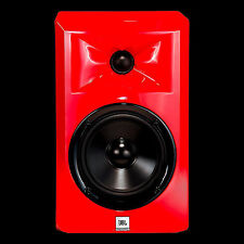 "JBL LSR305 5"" Two-Way Bi-Amplified Studio Monitor - Limited Edition RED"