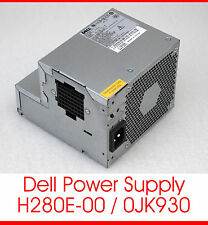 DELL POWER SUPPLY H280E-00 0JK930 NETZTEIL OPTIPLEX 360 740 745 755 GX520 GX620