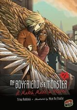 A Match Made in Heaven (My Boyfriend Is a Monster) (My Boyfriend Is a -ExLibrary