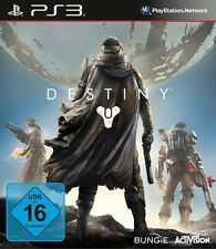 Sony PS3 Destiny Online Shooter Space Weltraum komplett deutsch OVP Playstation
