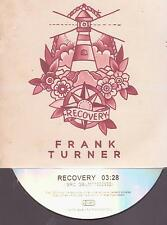 FRANK TURNER - recovery - 1 track CD