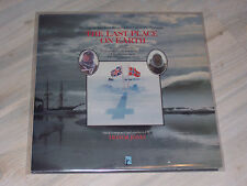 The last Place on Earth / Rare 85er ISLAND - Lp ! Music composed by Trevor Jones