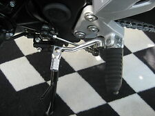 Schalthebel klappbar Suzuki GSR750 GSR 750 ALUMINIUM-TITAN