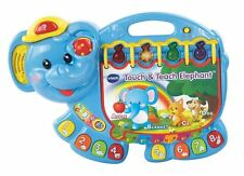 Educational Toys For 1 Year Old 2 3 Learning Alphabet Baby Kids Touch Teach Book