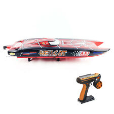 100KM/H E51 2.4G Electric 120A ESC Brushless RC Racing Boat Dual Motors W/Radio