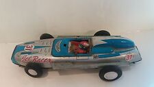 Vintage Ichimura friction tin Jet Racer racing car, Japan-WOW! unboxed