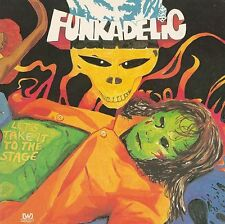 Funkadelic - Let's Take It To The Stage (CDSEWM 244)